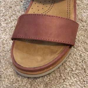 dc244fbbf272 Natural Soul Shoes - Natural Soul Kaila Wedge Sandal
